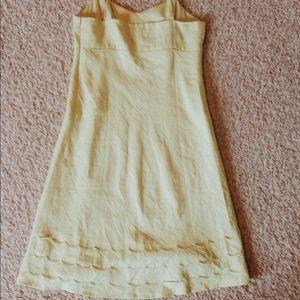 Lime Green Ann Taylor Loft Dress